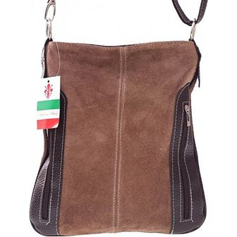 Listonoszka Genuine Leather