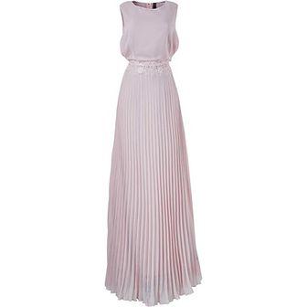 Sukienka Bonprix bezowy