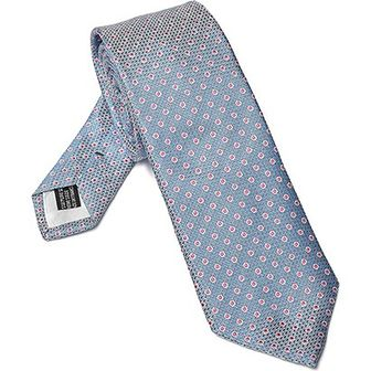 Krawat Van Thorn wielokolorowy