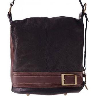 Torebka damska Genuine Leather wielokolorowy