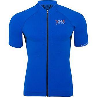 Odzież rowerowa X-Bionic niebieski