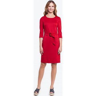 Sukienka Potis & Verso czerwony
