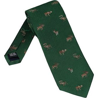 Krawat Laco zielony