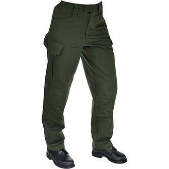 Spodnie chłopięce Miran zielony