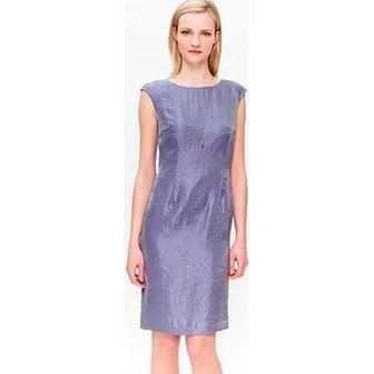 Sukienka Tatuum srebrny