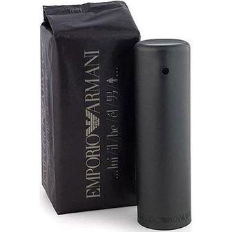 Perfumy męskie Armani szary