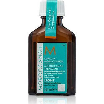 Serum do włosów Moroccanoil turkusowy
