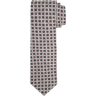 Krawat Profuomo szary