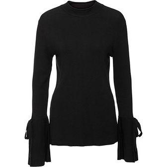Sweter damski Bonprix czarny