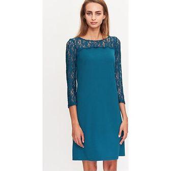 Sukienka Tatuum niebieski