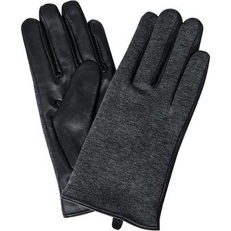 Rękawiczki Giacomo Conti szary