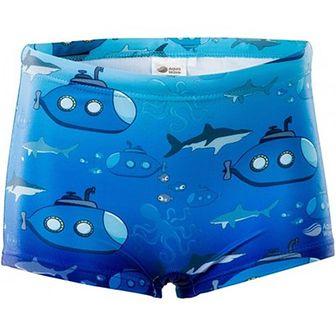 Kąpielówki chłopięce Aquawave niebieski