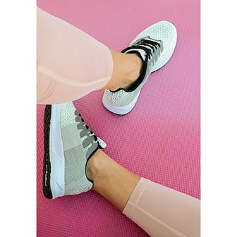 Buty sportowe damskie Renee szary