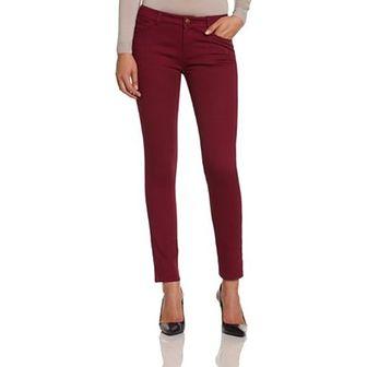 Spodnie damskie Manoush czerwony
