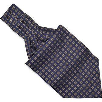 Krawat Hemley granatowy