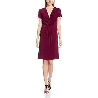 Sukienka Havren fioletowy