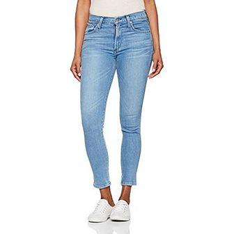 Jeansy damskie James Jeans niebieski