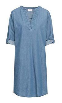 Sukienka Bonprix niebieski