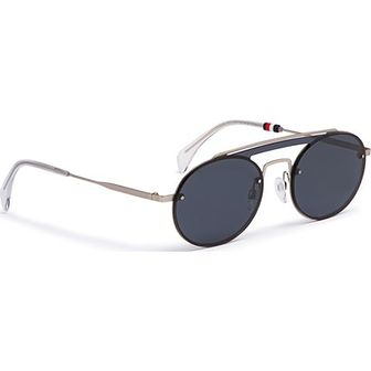 Okulary przeciwsłoneczne Tommy Hilfiger czarny