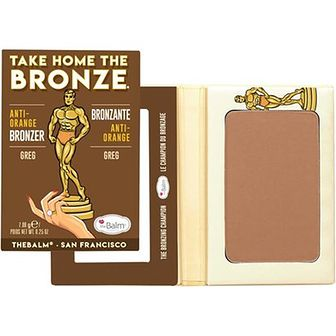 Bronzer i rozświetlacz The Balm