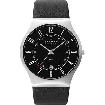 Zegarek Skagen czarny