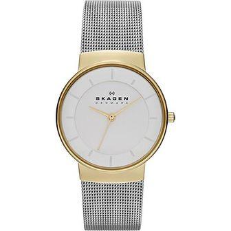 Zegarek Skagen srebrny