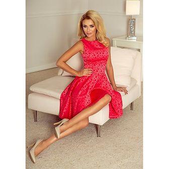 Sukienka Numoco czerwony
