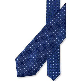 Krawat Pako Lorente niebieski