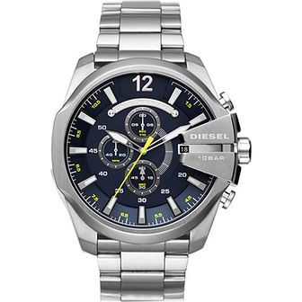 Zegarek Diesel srebrny