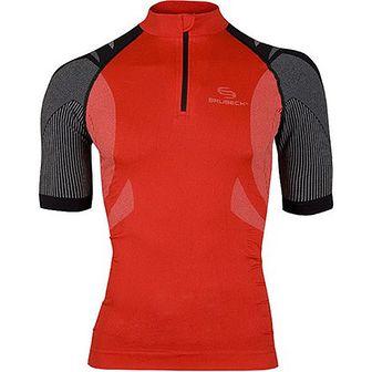 Odzież rowerowa Brubeck czerwony