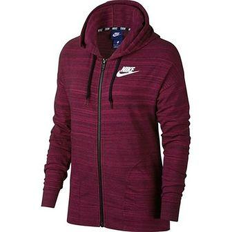 Bluza sportowa Nike fioletowy