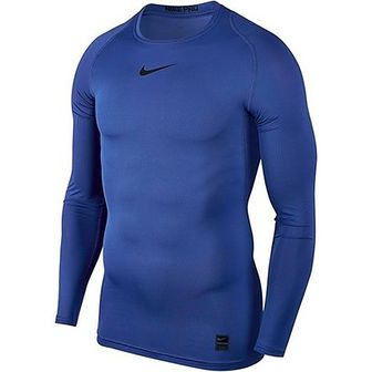 Odzież termoaktywna Nike niebieski
