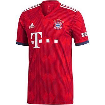 Koszulka sportowa Adidas czerwony