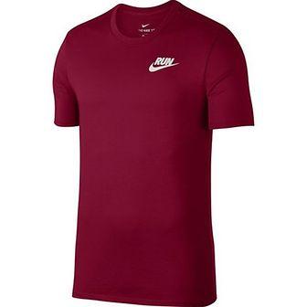 Koszulka sportowa Nike czerwony