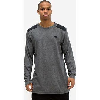 Koszulka sportowa Nike szary