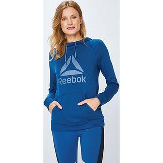 Bluza sportowa Reebok niebieski