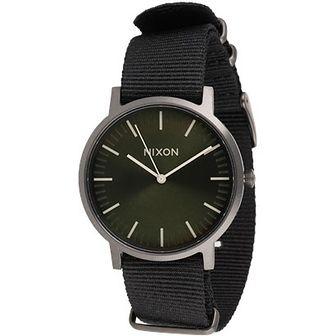 Zegarek Nixon czarny
