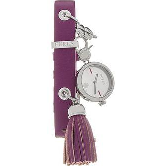 Zegarek Furla fioletowy