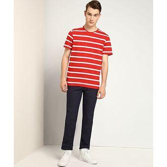 T-shirt męski Top Secret czerwony