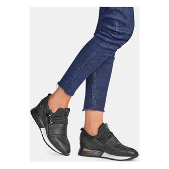 Sneakersy damskie DeeZee czarny