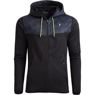 Bluza sportowa czarna Outhorn z elastanu