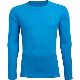 Niebieska koszulka sportowa Outhorn