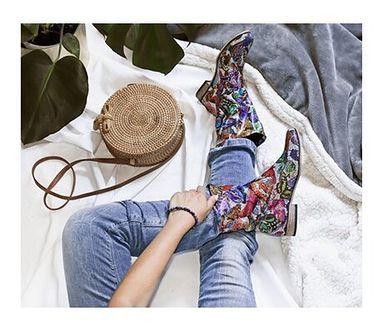 Botki Zapato jesienne