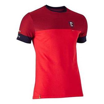 Koszulka sportowa Kipsta bez wzorów