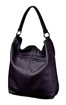 Shopper bag Designs Fashion granatowy