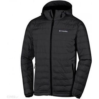 Granatowa kurtka sportowa Columbia gładka