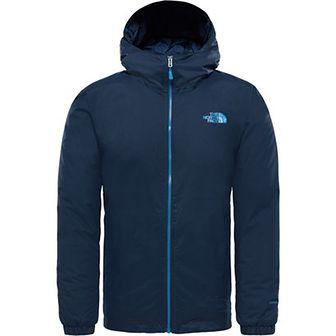 Kurtka sportowa The North Face niebieska