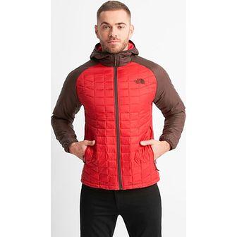 Spodnie sportowe The North Face czerwony