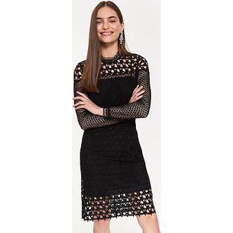 Sukienka Top Secret czarny