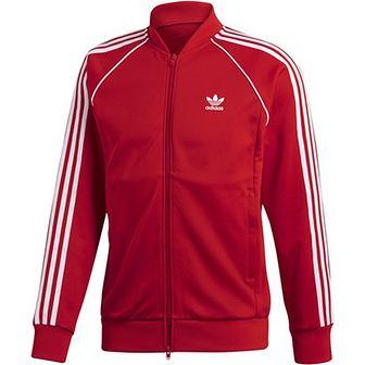 Bluza sportowa Adidas bawełniana